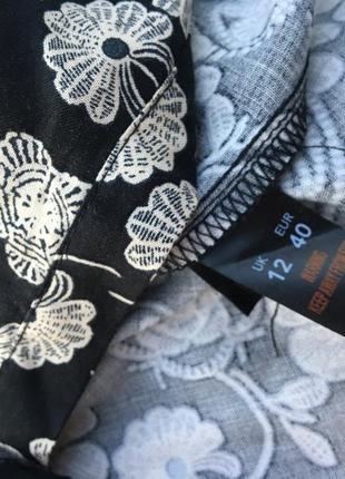 Платье сарафан цветочный халат плаття миди4 фото