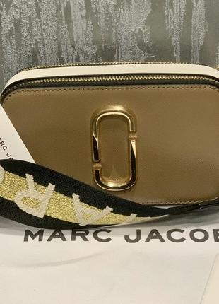 Новая сумка marc jacobs через плечо snapshot