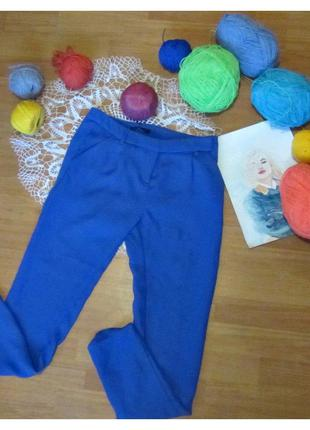 Голубые брюки kira plastinina