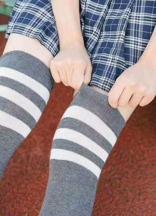 7-1 довгі гольфи длинные гольфы носки чулки