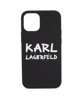 Karl lagerfeld чехол iphone 12 mini