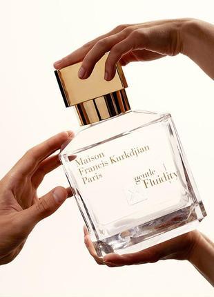 Maison  francis  kurkdjian  gentle fluidity gold  eau de parfum  35ml