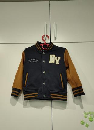 Rebel  кофта, бомбер, куртка 104 размер