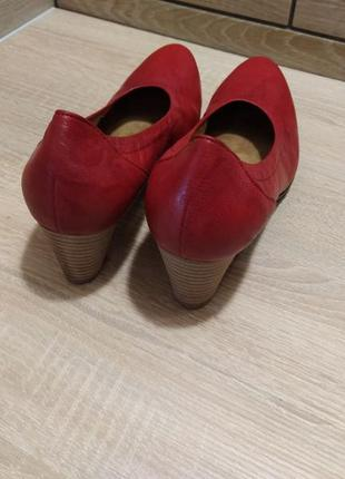 Туфли gabor кожа4 фото