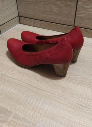 Туфли gabor кожа5 фото