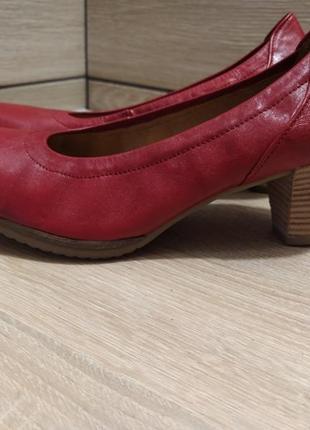 Туфли gabor кожа3 фото