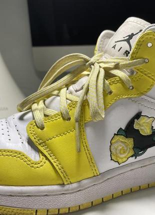 Nike air jordan mid кроссовки найк джордан5 фото