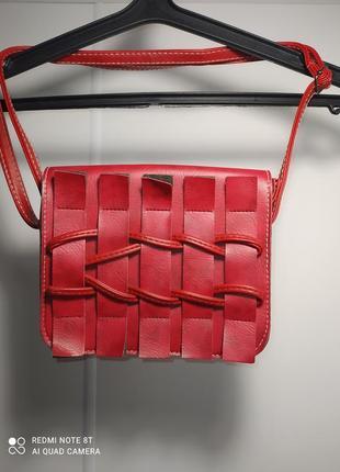 Яркая сумочка