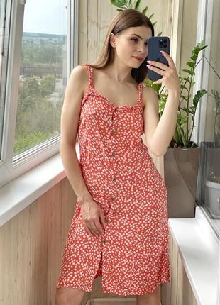 Легкие сарафан платье 1+1=3