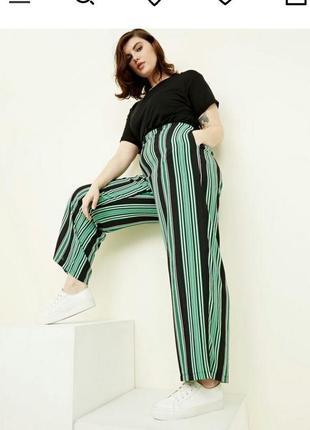 Летние женские брюки размер 54// 7xl