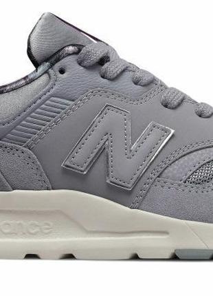 Жіночі кросівки new balance 997h/ оригінал /натуральна замша /р.39(25см)
