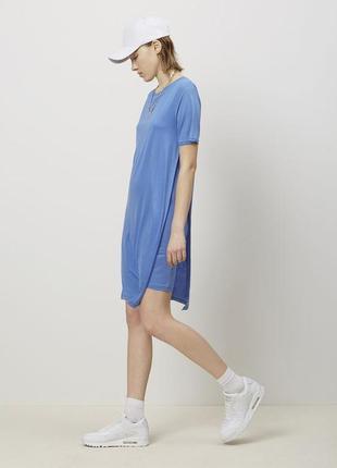 Acne studios  платье obelia tencel dress /1560/