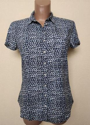 Хлопковая  рубашка marc o polo /2771/