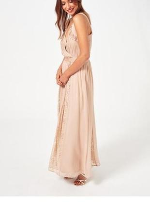 Красивейшее новое вечернее платье с глубокими вырезами / большая распродажа!