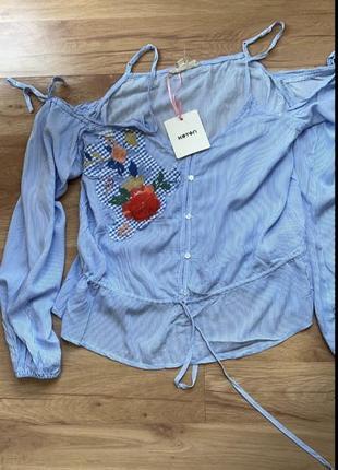 Легеська блузочка сорочка