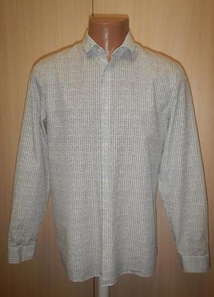 Рубашка cos p.s 100% хлопок