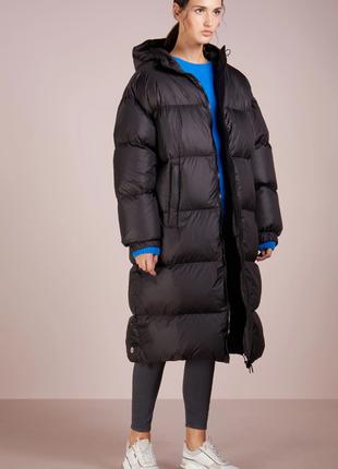 Новый пуховик colmar оверсайз одеяло италия куртка унисекс облако длинный