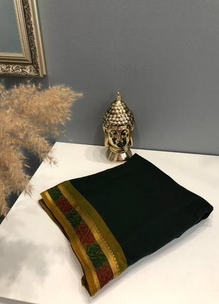 Дхотти индийская одежда сари