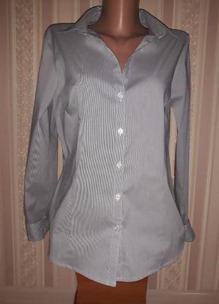 Классическая рубашка от h&m