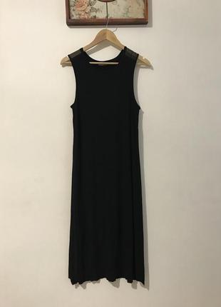 Стильне подвійне плаття zara