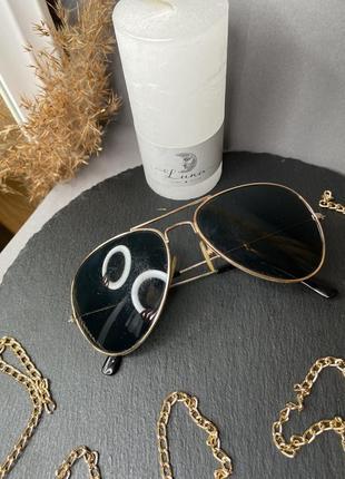 Солнечные очки в стиле ray ban