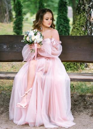 Вечірня сукня , випускна сукня