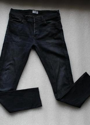 Чудесные джинсы zara man / мужские штаны