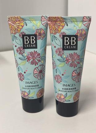 Вв крем с экстрактами белых цветов images moisture beauty bb cream (30ml)