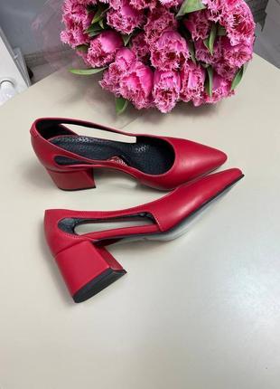 Туфли женские натуральная кожа замша италия4 фото