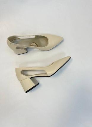 Туфли женские натуральная кожа замша италия8 фото