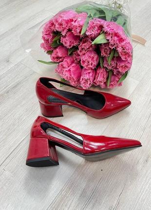 Туфли женские натуральная кожа замша италия7 фото