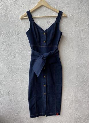 Трендове джинсове плаття andre tan