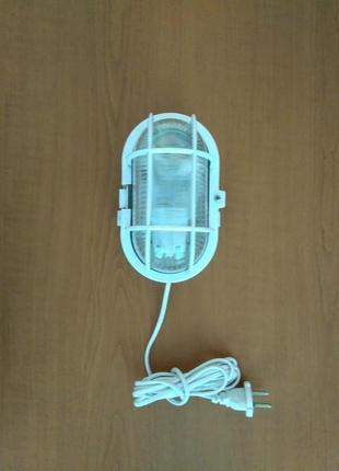 Светильник переноска пылевлагозащищенный
