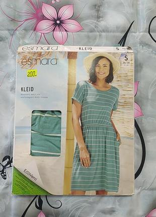 Летнее платье esmara