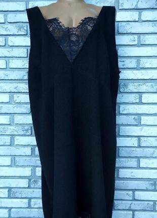 Шикарное платье с кружевом размер 4хl
