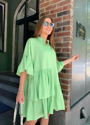 Платье женское летнее супер