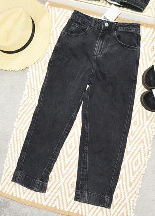 Новые укороченные джинсы мом collusion by asos