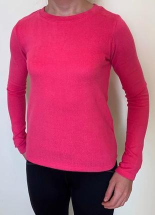 Яскрава кофта, рожева кофта, світер малиновий від fb sister. ярко розовая кофта