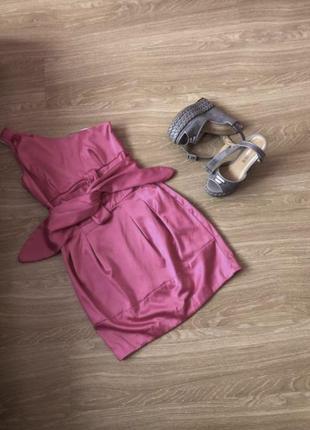 Новое платье/сарафан на одно плечо, new look