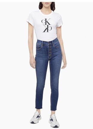 Оригінальна футболка calvin klein