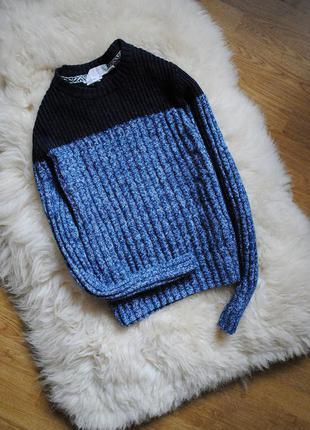 Теплый свитерок h&m