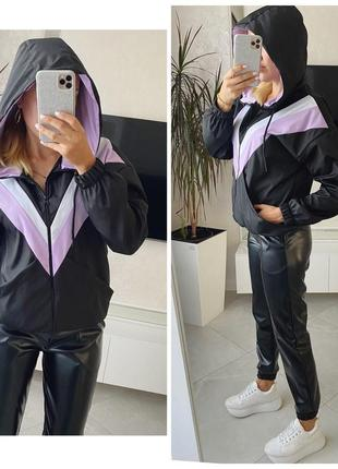 Куртка ветровка 👌 новинка 👌3 цвета2 фото