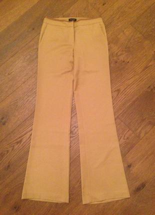 Шерстяные брюки massimo dutti