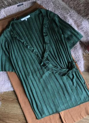 Красивая фирменная блуза (16р)