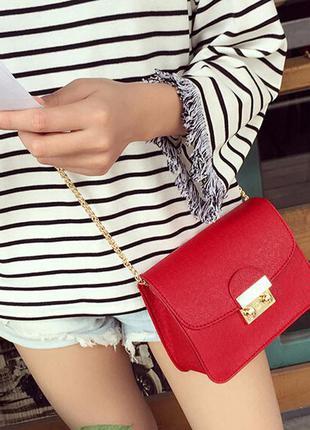 Красивая маленькая вечерняя сумочка) есть в другом цвете) есть ещё модели)