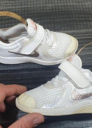 Кроссовки girls' revolution 4 (td) toddler shoe