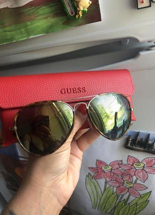 Солнцезащитные очки окуляры guess