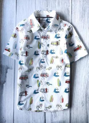 🌸 новая рубашечка palomino на рост 122 см.