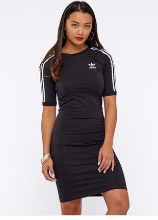 Новое платье адидас (adidas)