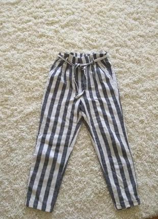 Коттоновые штаны